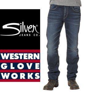 Silver Grayson Bootcut - WGW Edition- 31Wx34L